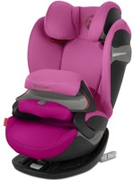 Autosedačka Cybex Pallas S-Fix Fancy Pink 2019